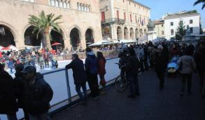 Italien im Winter
